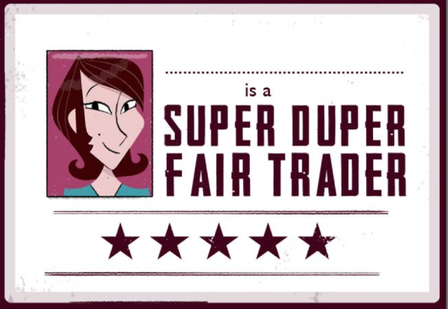 Fair Trading SuperDuper Card