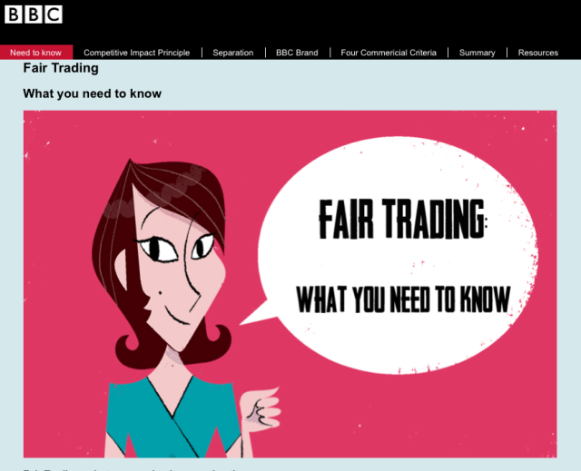 Fair Trading Accessible