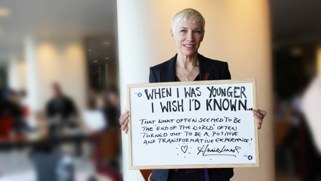 Annie Lennox at WOW Festival, Southbank Centre