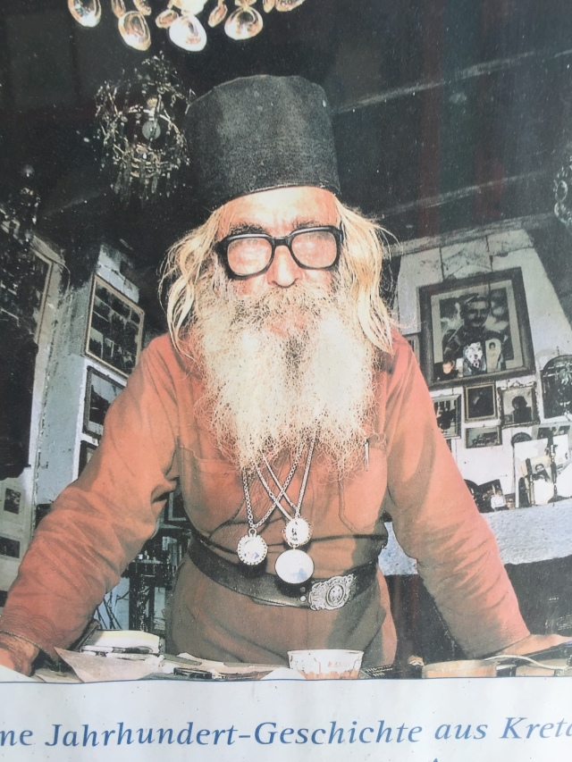 Papa G photo