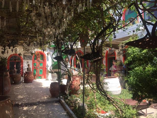 Papa G garden
